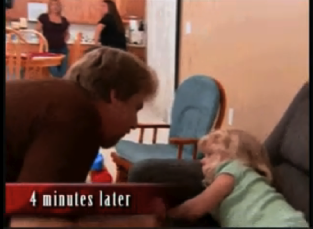 Supernanny's Timeout Technique