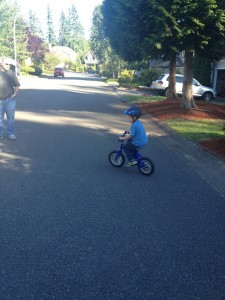 Lucas riding